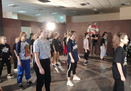 AGT CHOREO PROJECT DAY 26/01/2020