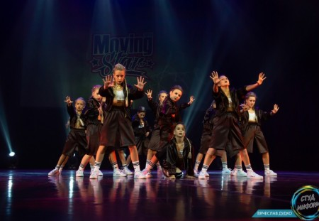MOVING STAR DANCE CHAMPIONSHIP | Ярославль 2018