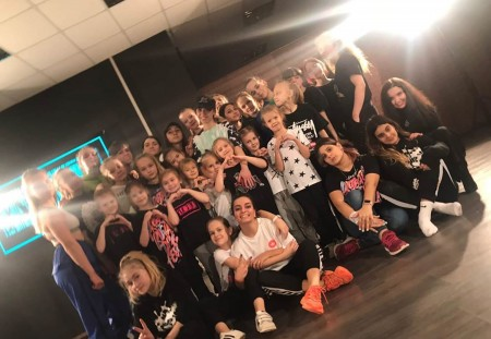 AGT CHOREO PROJECT DAY. Видео с мастер-классов.